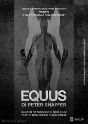 the use of form and structure in equus by peter schaffer Although the playwright sir peter shaffer, who has died aged 90, wrote one of the best farces of postwar british theatre in black comedy (1965), he was best known for his hugely popular philosophical dramas the royal hunt of the sun (1964), equus.